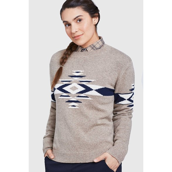 W's Canyon Crewneck Sweater