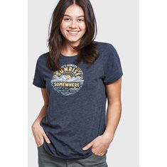 W's Sunrise Somewhere T-shirt