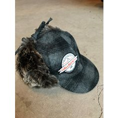 Plaid Fudd Hat