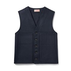 M's Mackinaw Wool Vest