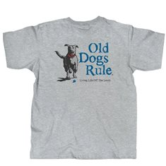 OLD GUYS RULE - OFF THE LEACH