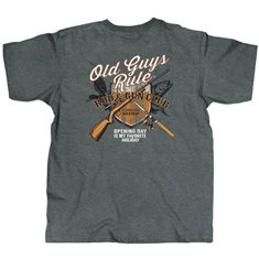 OLD GUYS RULE - ROD & GUN CLUB