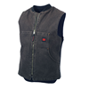 Washed Quilt Lined Vest