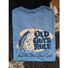 OLD GUYS RULE - REEL MEN-