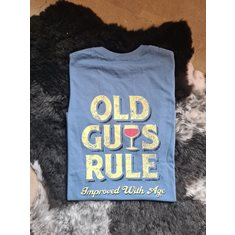 OLD GUYS RULE - IMPROVED BY AGE