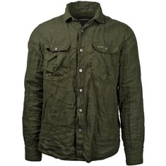 M's Safari Linen Shirt