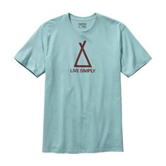 M´s Live Simply Tent Life Cotton t-shirt
