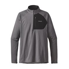 M's Thermal Speedwork Zip Neck