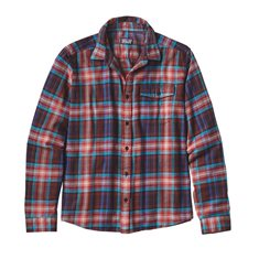 M's L/S LW Fjord Flannel Shirt