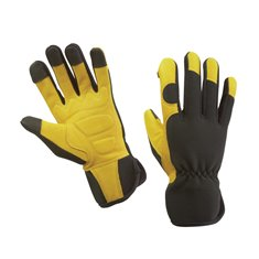 3M THINSULATED INSULATION LINED GOAT NAPPA PRECISION GLOVE